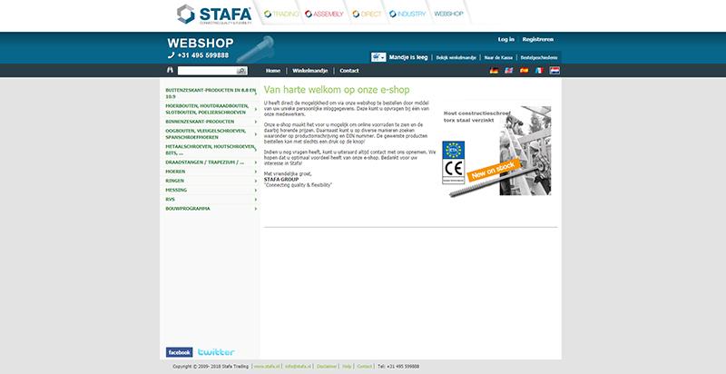Screenshot eshop Stafa drupal door compubase