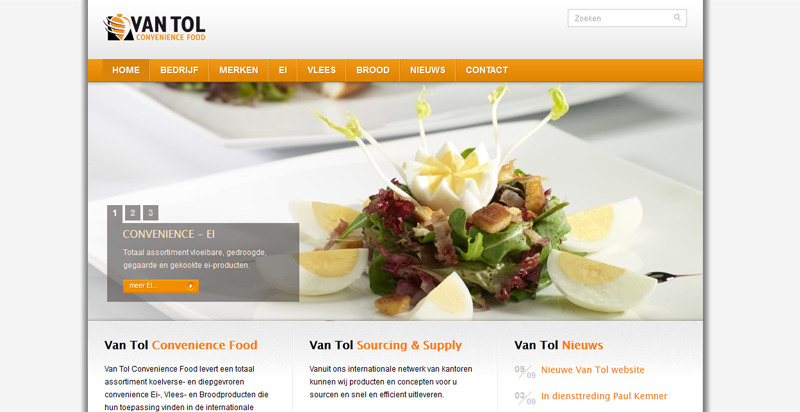Van Tol Convenience Food