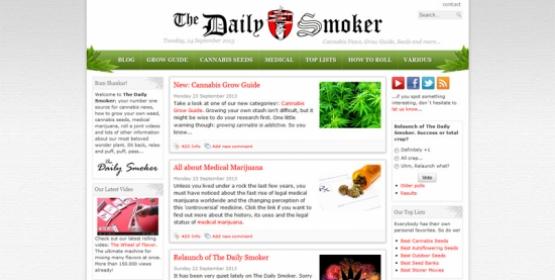 The Daily Smoker