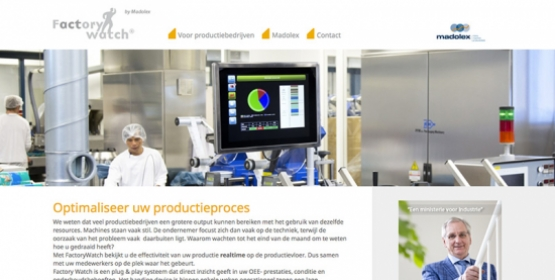 Drupal factory watch voor partner Tarsus