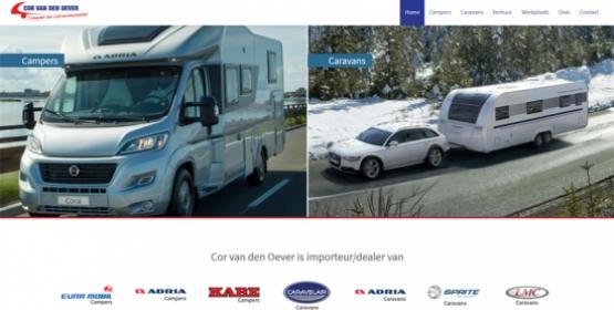 Cor van den Oever Campers en Caravans