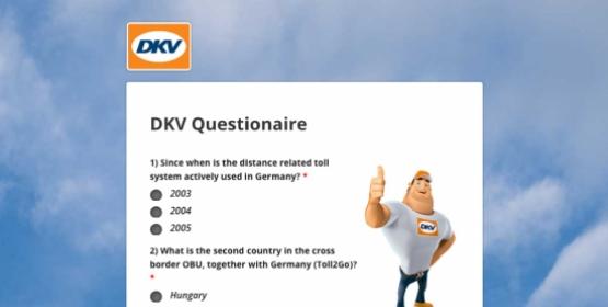 Questionaire DKV enquete drupal Compubase