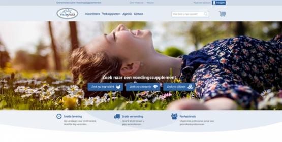 Screenshot Vitakruid Drupal Compubase